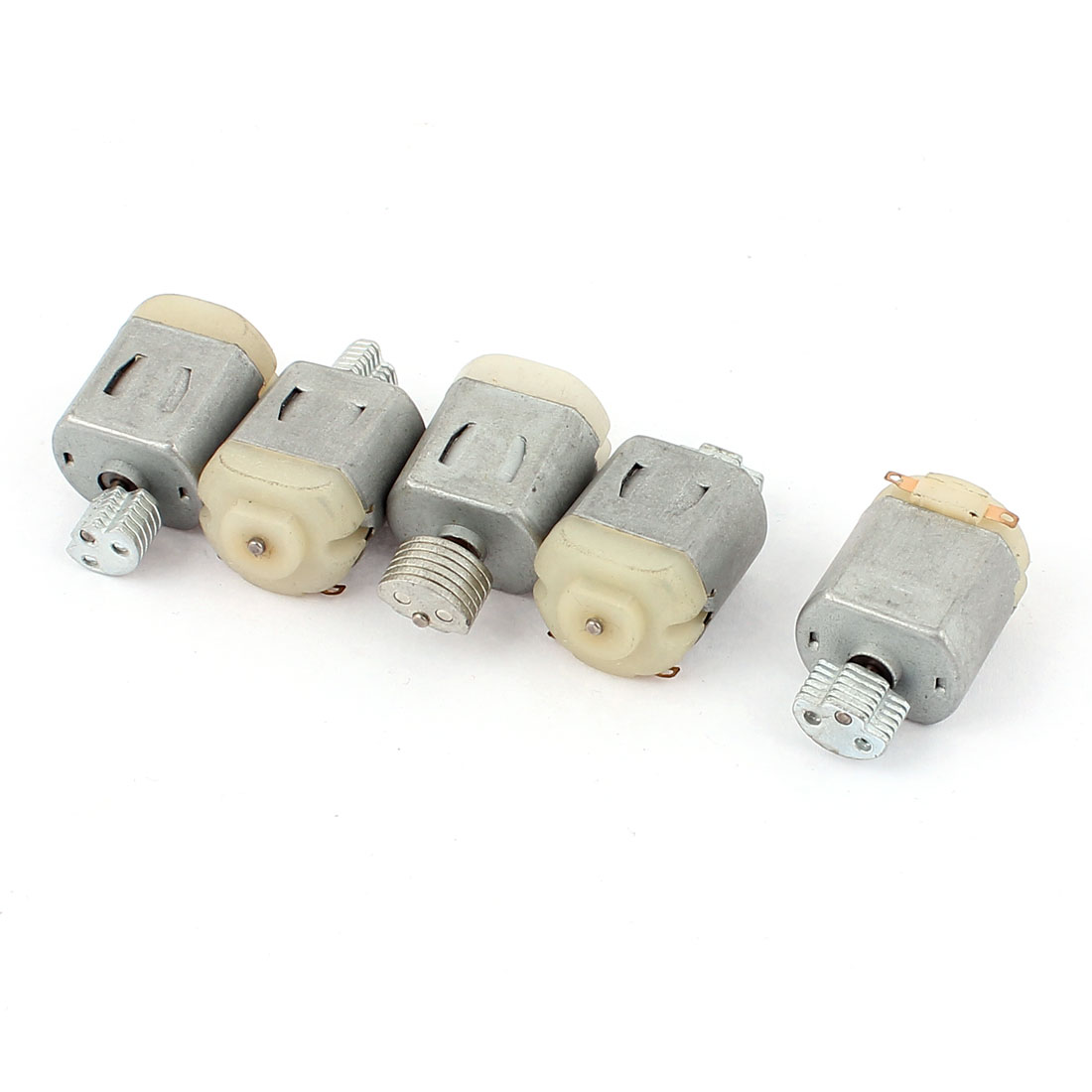 5 Pcs DC 1.5-4.5V 18000RPM Vibration Electric Micro Mini Motor for Massager