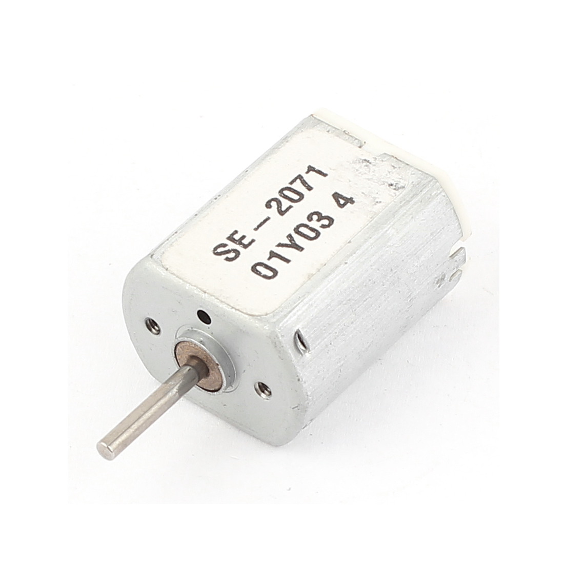 DC 1.5-4.5V 18000 RPM 2mm Shaft Dia Micro Motor for DIY Electric Toy Car Ship
