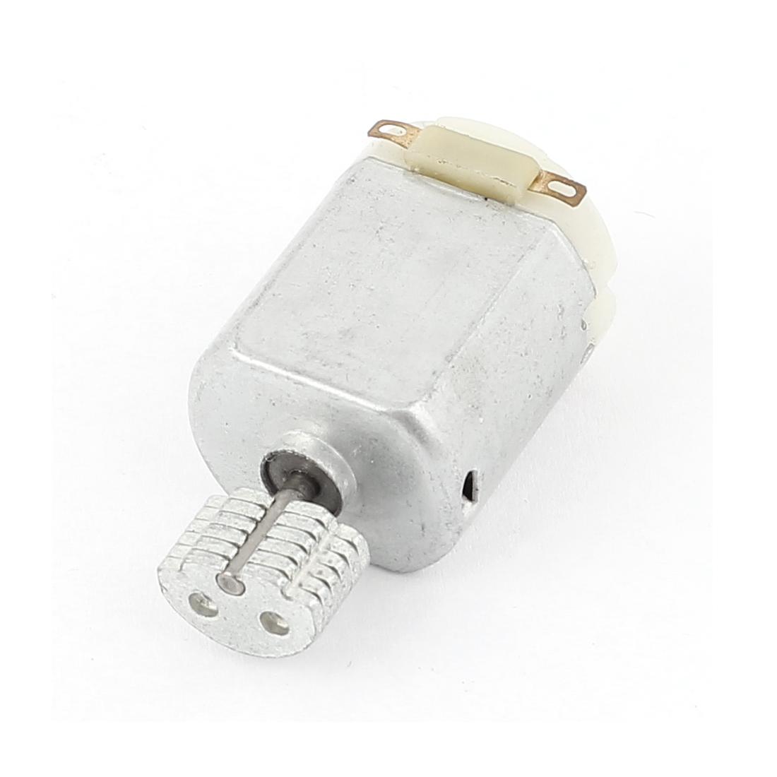 DC 1.5V-3V 18000RPM High Speed 2mm Diameter Shaft Micro Motor for Massager