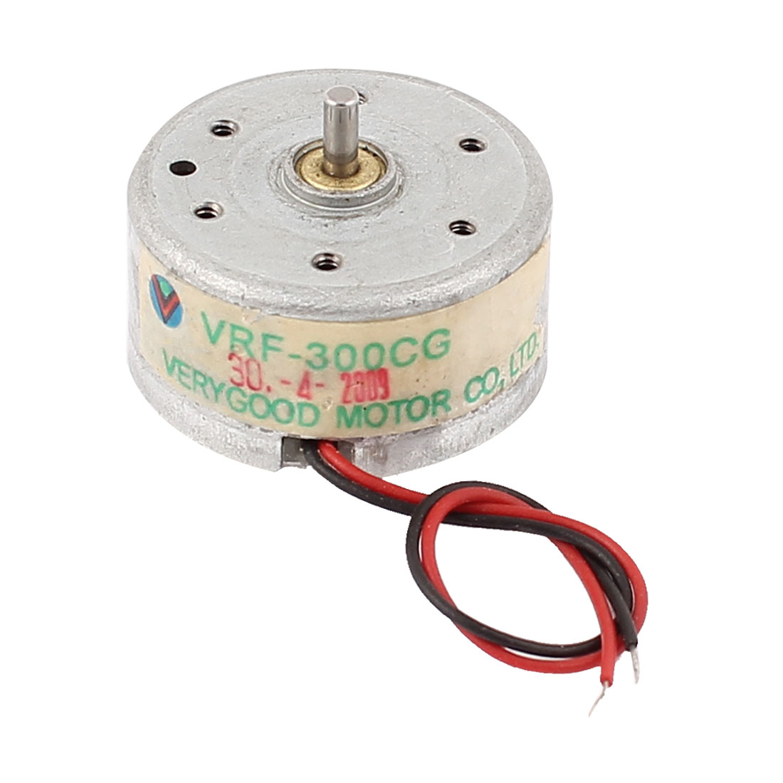DC 2.4V 5100RPM Rotary Speed Micro Motor for DVD CVD Player