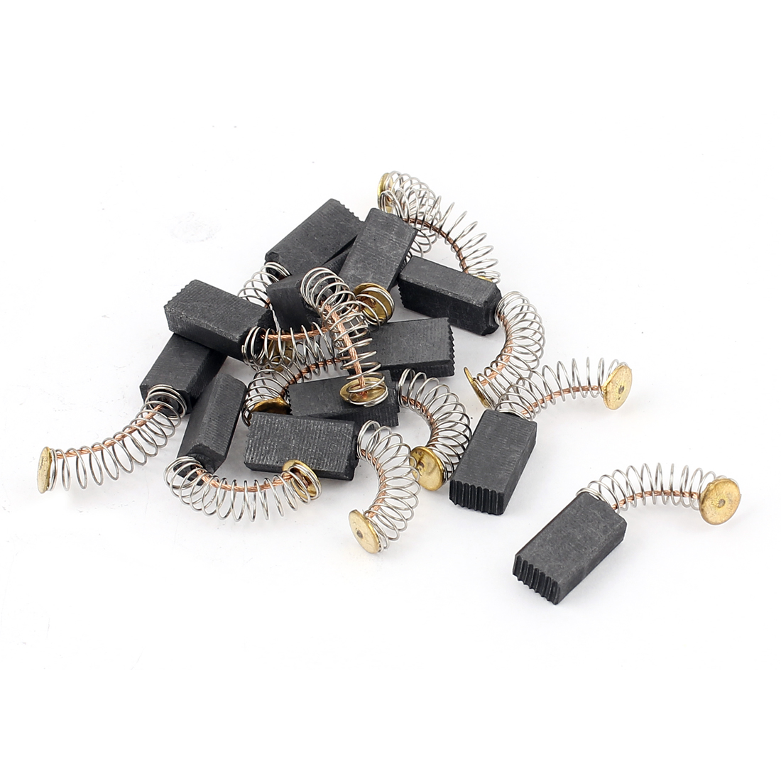 14 Pcs Carbon Brushes 15mm x 8mm x 5mm for Generic Electric Motor