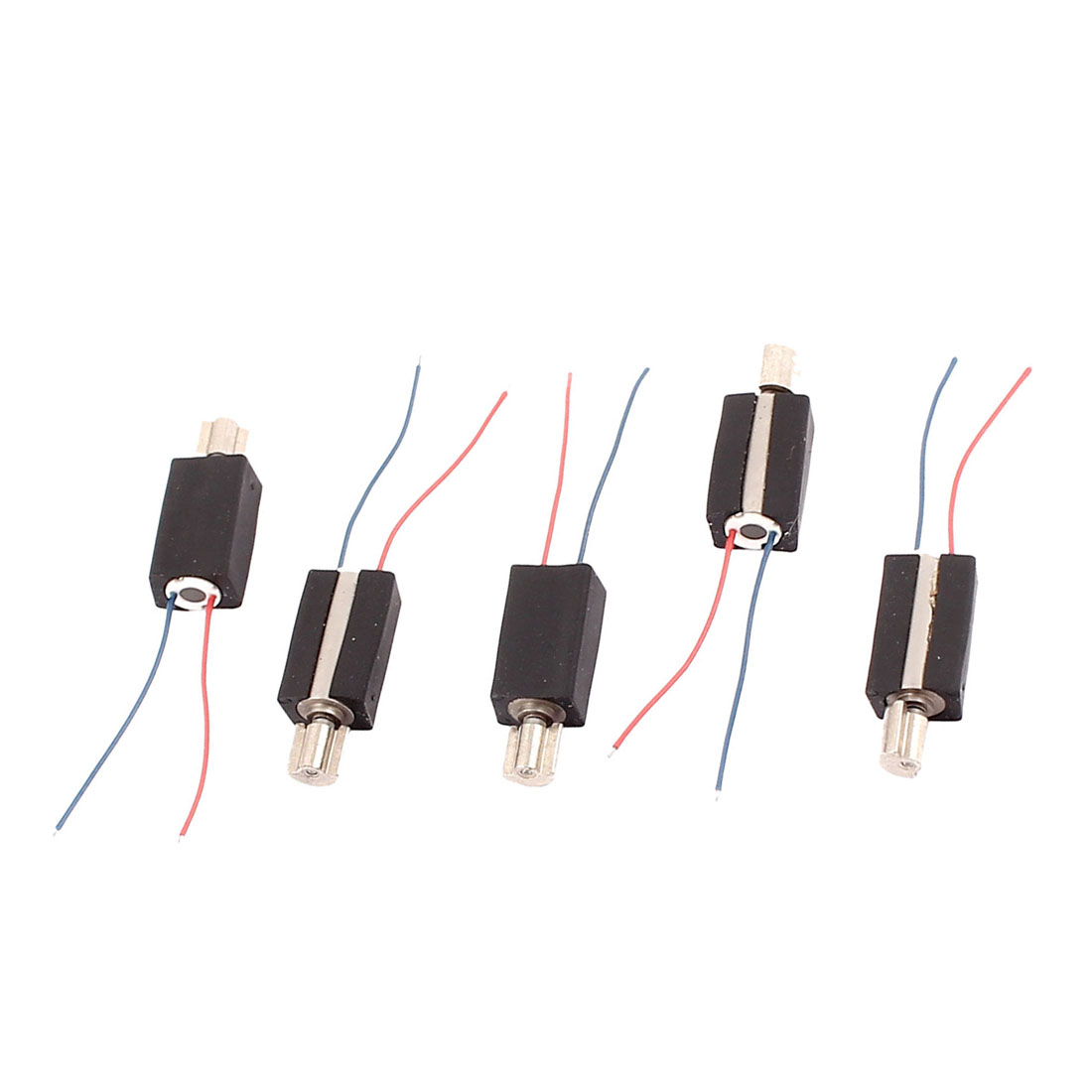 5 Pcs Electric Micro Vibration Coreless Motor 8000RPM DC 1.3-7V for Phone