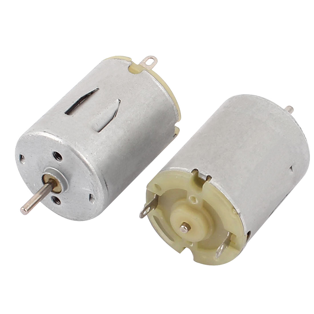 2 Pcs DC 6V 22000RPM 2mm Dia Shaft Electric Micro Motor for RC Helicopter