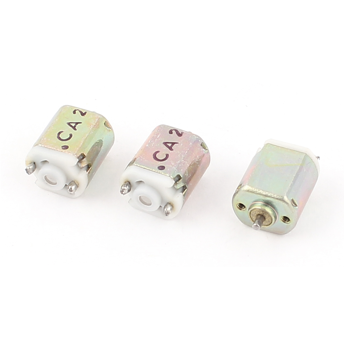 3 Pcs DC 1.5-4.5V 16800RPM High Speed Micro Motor for RC Helicopter