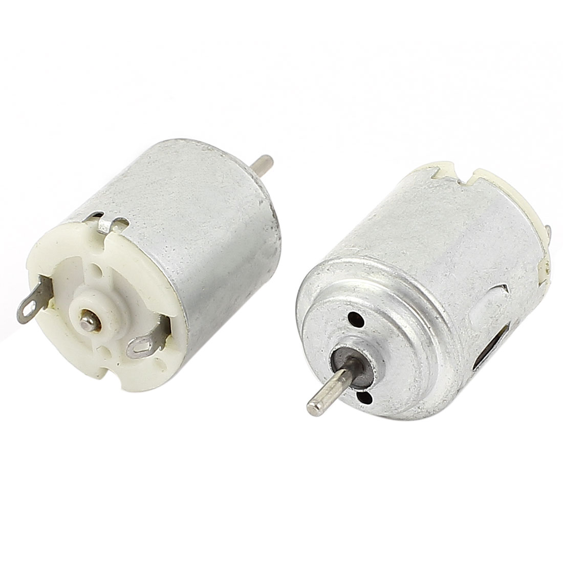 2 Pcs DC 3-6V 16500 RPM Rotary Speed High Torque Micro Motor for DIY Toy Ship