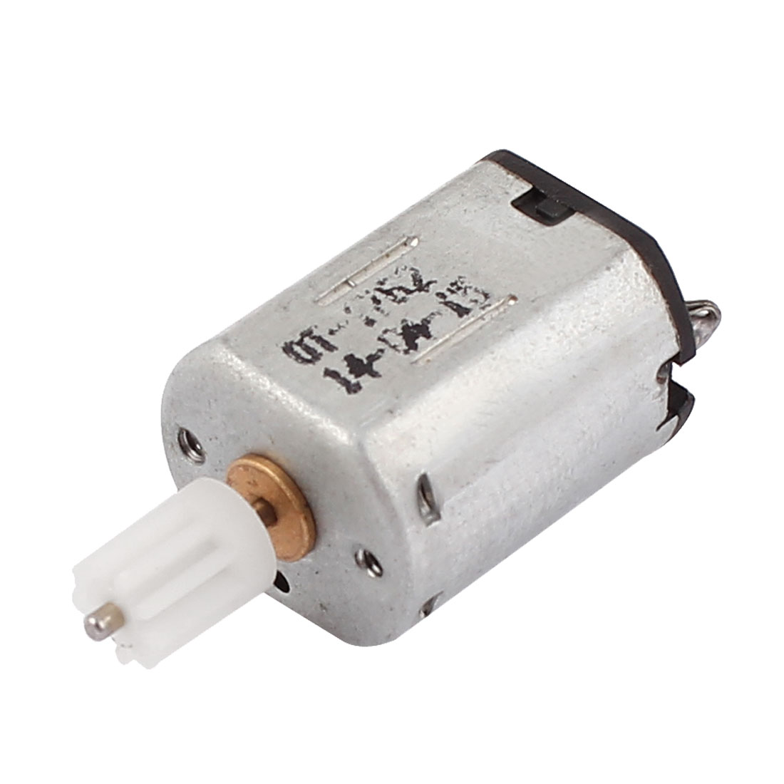 DC 1.5-6V 21500RPM 1mm Shaft Dia Micro Motor for DIY Electric Toy Car Ship