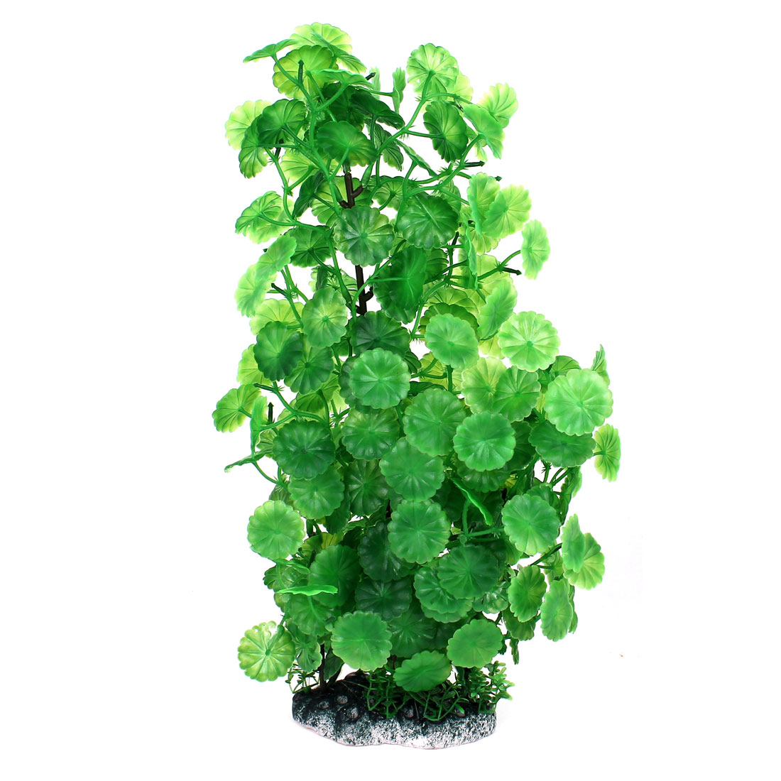 Fish Tank Aquarium Ornament Plastic Plants Decoration 43cm Height