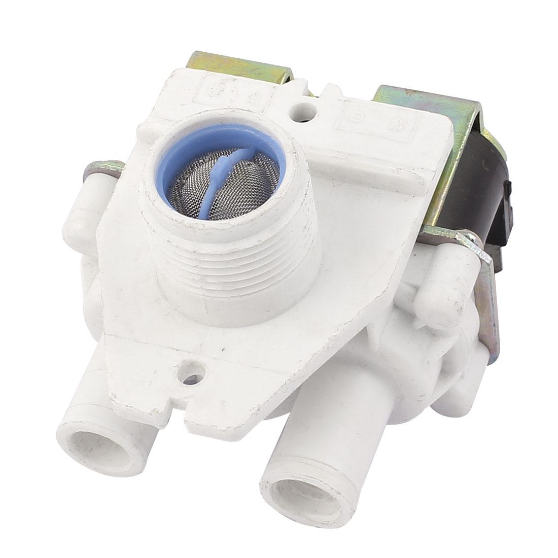 AC 220V-240V 50/60Hz 3/4 BSP Male Thread Water Inlet Solenoid Valve for Washing Machine