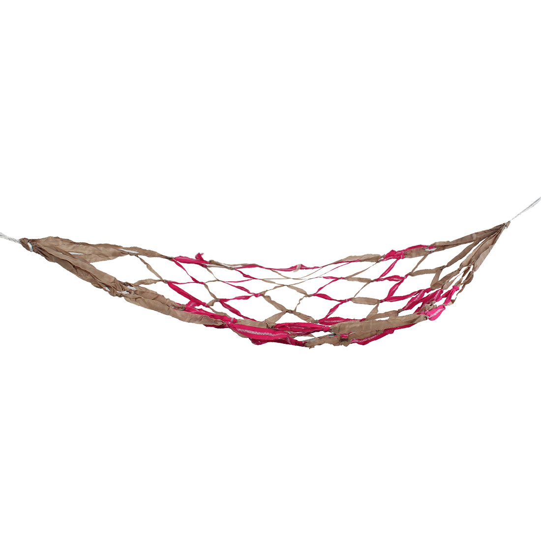 Outdoor Home Camping Canvas Swing Hanging Hammock Sleeping Bed 180cm x 160cm