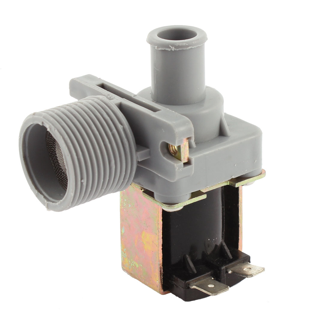 Washing Machine 3/4BSP Thread Water Inlet Solenoid Valve AC 220V 50Hz