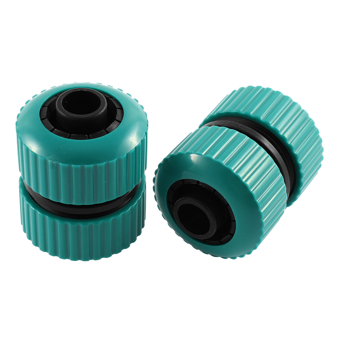 Garden Orchard 16mm Inner Dia Hose Quick Fitting Joint Connector Adapter 2PCS