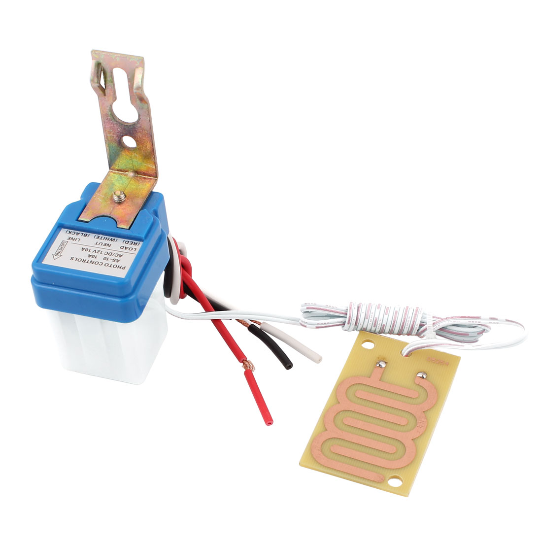 AC/DC 12V 10A Rain Detector Automatic On Off Raindrop Sensor Switch