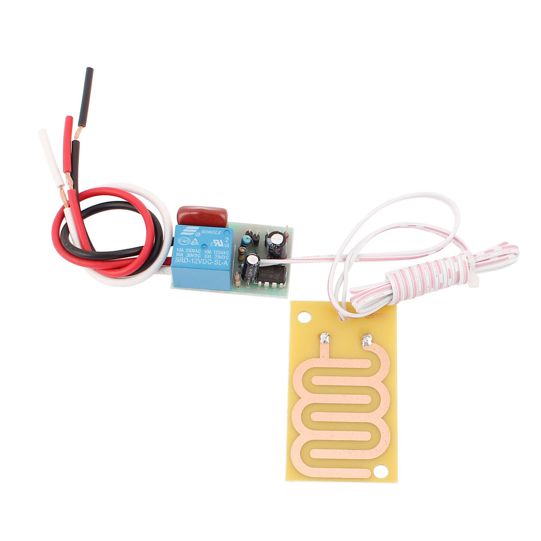 AC 60V 10A Rain Detector Switch Raindrop Detection Sensor Module