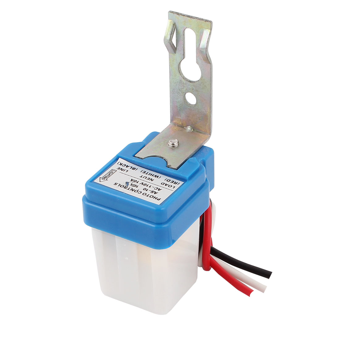 AC110V 10A Automatic On Off Photocontrol Light Sensor Switch for Street Lamp