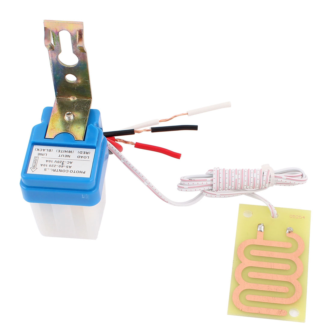 AC 220V 10A Rain Detector Sensor Raindrop Detection Switch