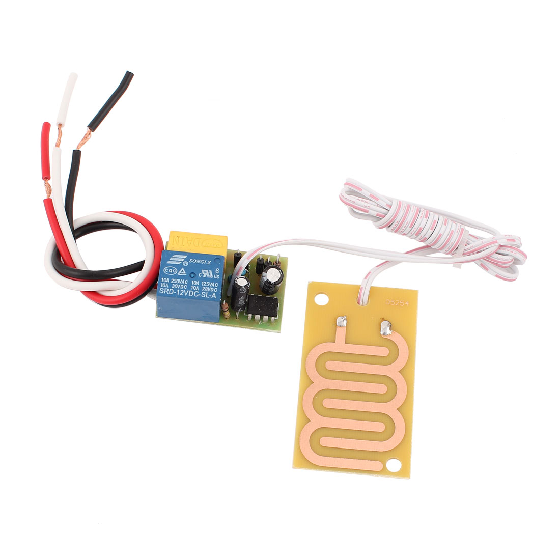 AC 185V-250V 10A Rain Detector Raindrop Detection Sensor Module