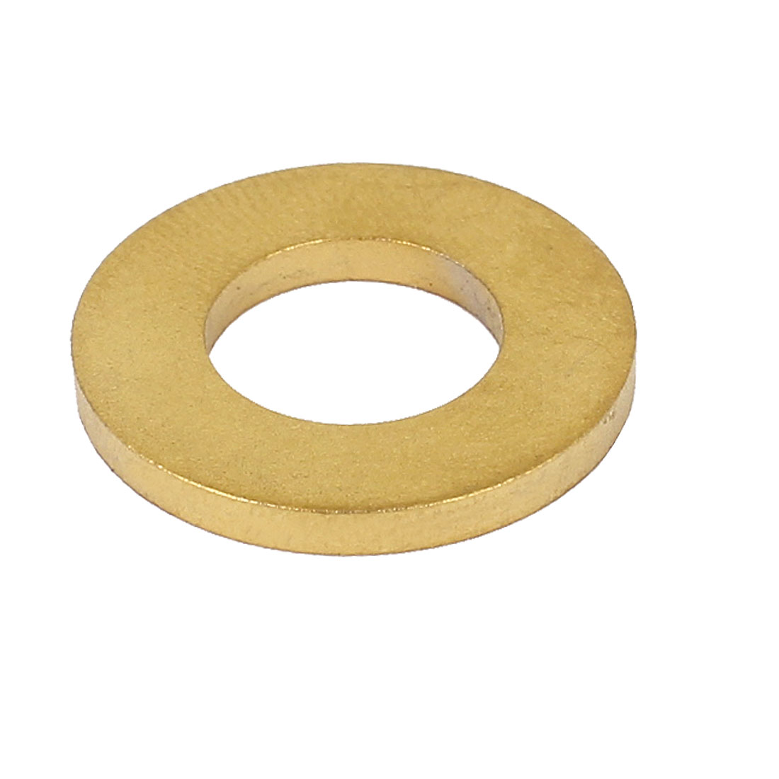 M10 Gold Tone Titanium Ti Flat Spacer Washer for Bicycle Cycling Motorcycle Car