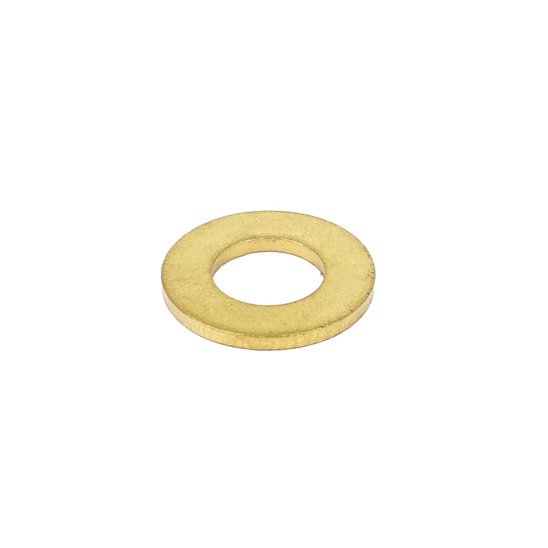 M8 Titanium Ti Flat Spacer Washer Gold Tone for Bicycle Cycling Motorcycle Car