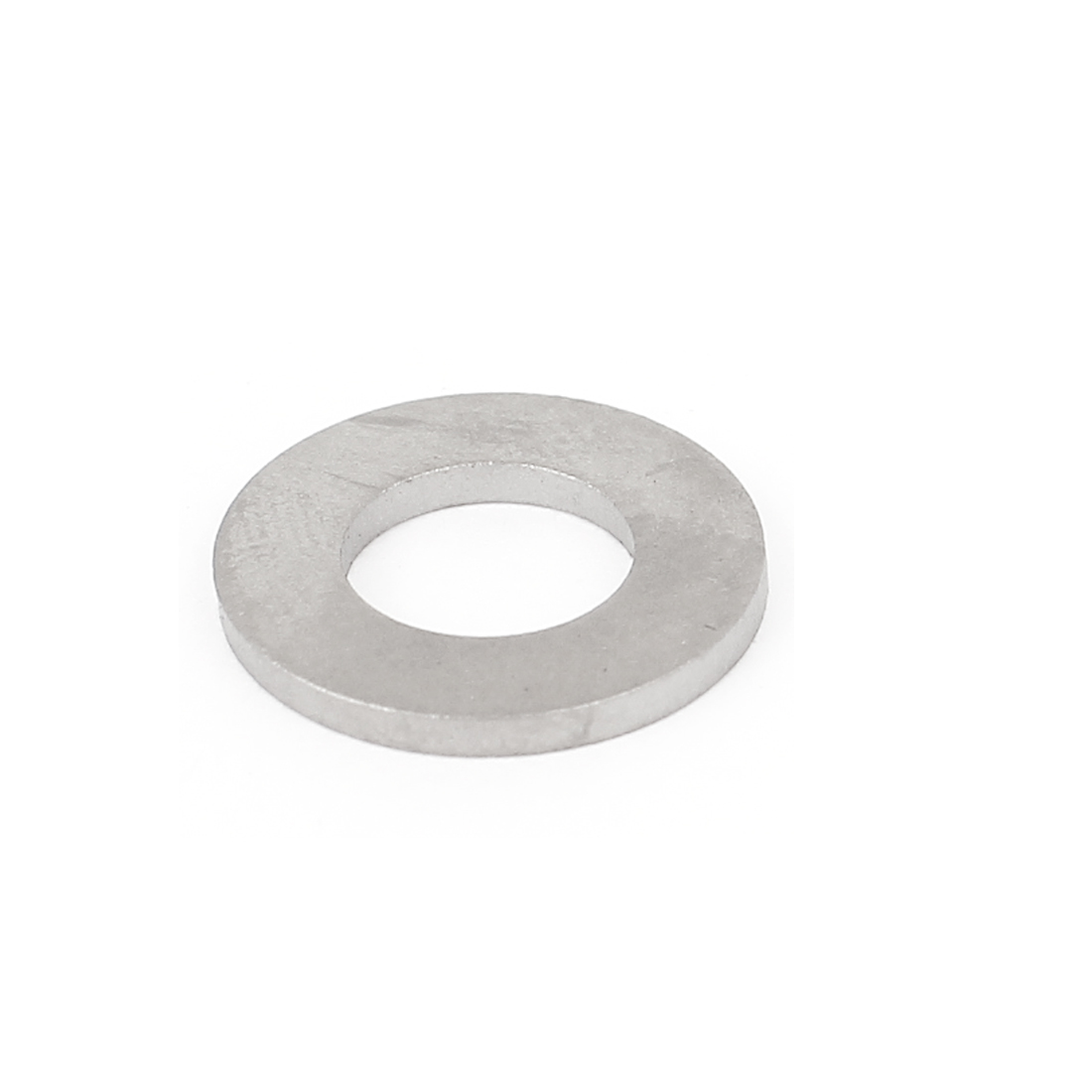 M8 Silver Tone Titanium Ti Flat Spacer Washer for Bicycle Cycling Motorcycle Car