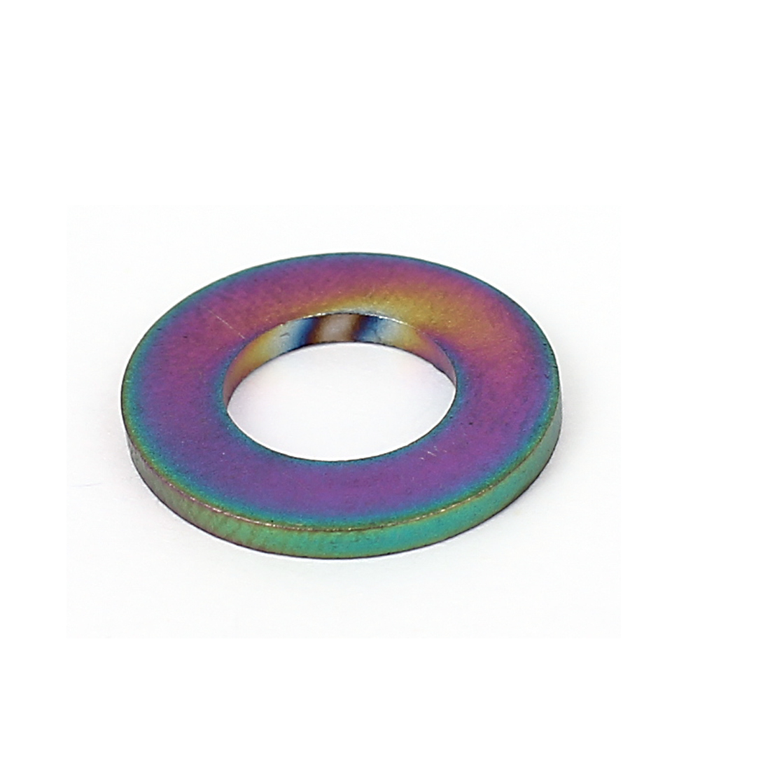 M8x16mm DIN 125A Colorful Titanium Ti Metric Plain Flat Washer for Bolt Screw