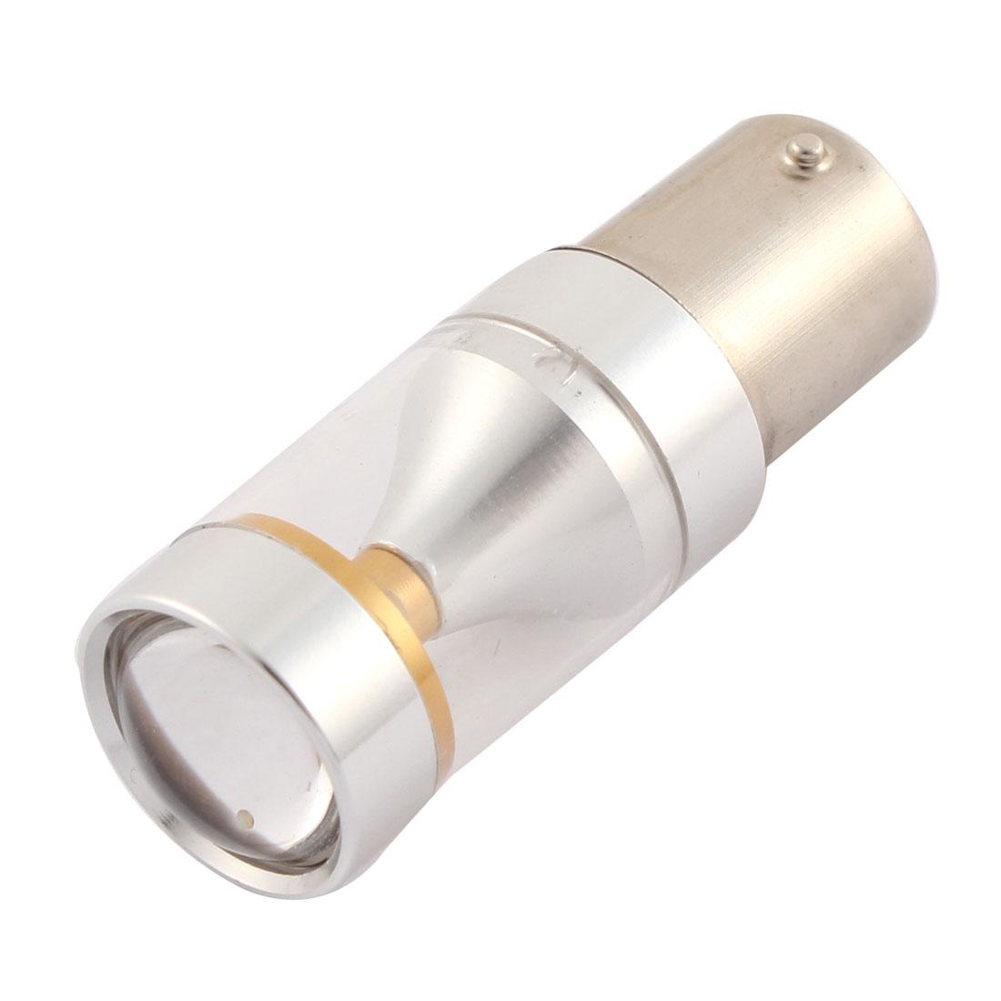 Auto Car White LED 1156 BAU15S Brake Turn Light Lamp 30W DC 12V