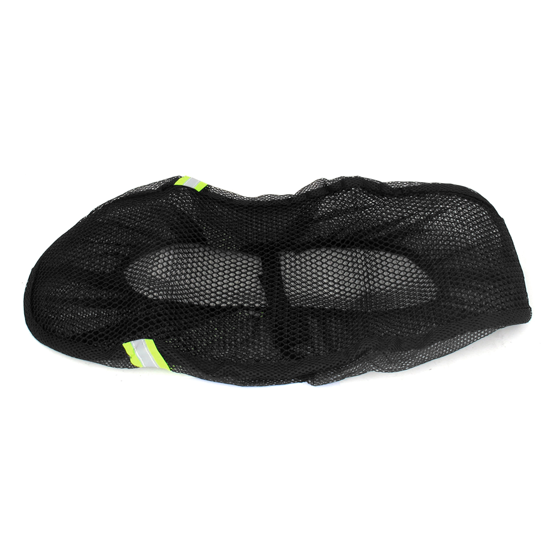 Green Reflections Motorcycle Mesh Design Hot Resistance Seat Cushion Cover for CN GN