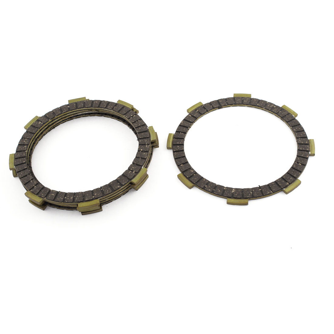 5 Pcs 91mm Inside Diameter Clutch Plate Replacing Parts for CG 125 150 200 Motorcycle
