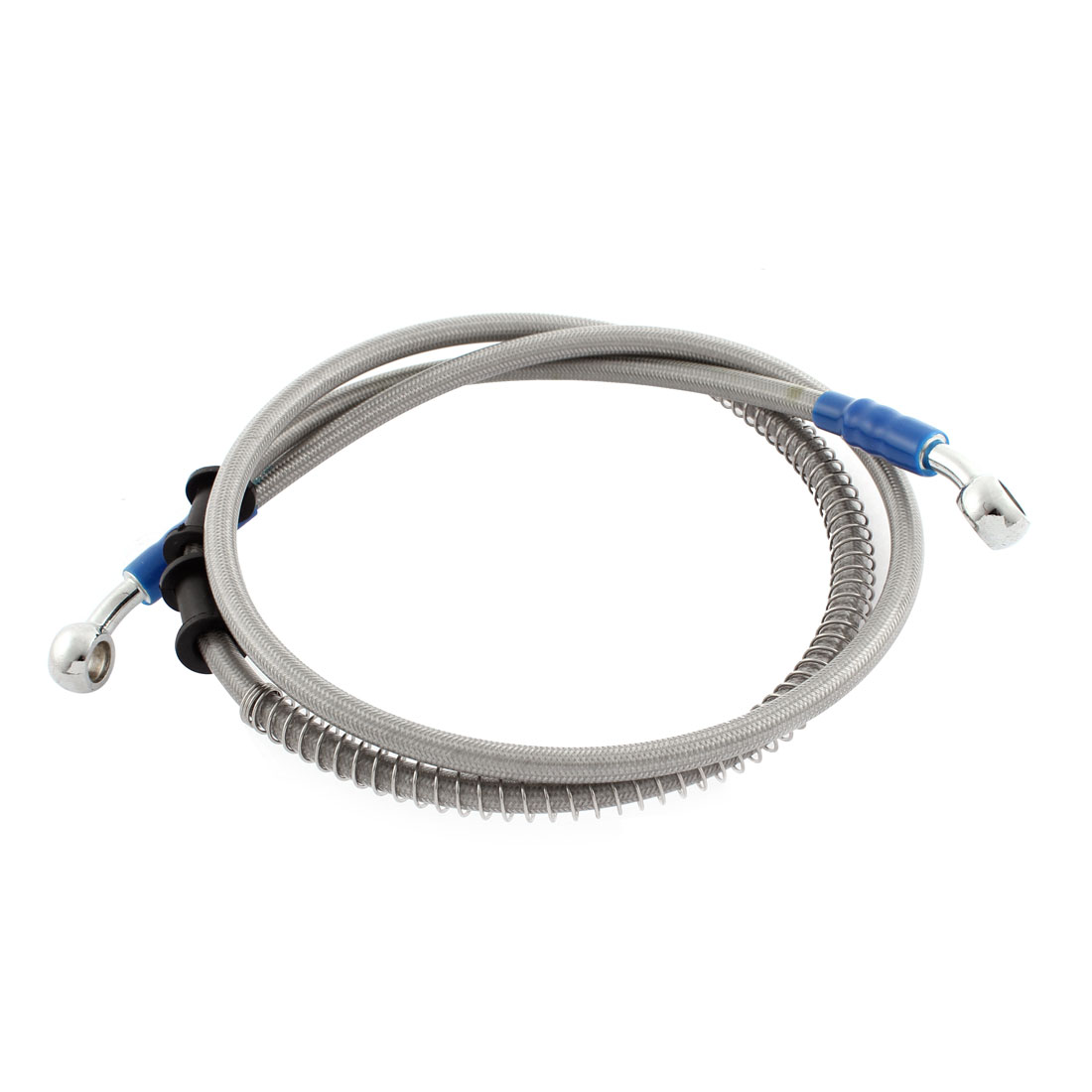 Motorcycle Motorbike Spare Part Rubber Shell Brake Line Hose 1200MM Long