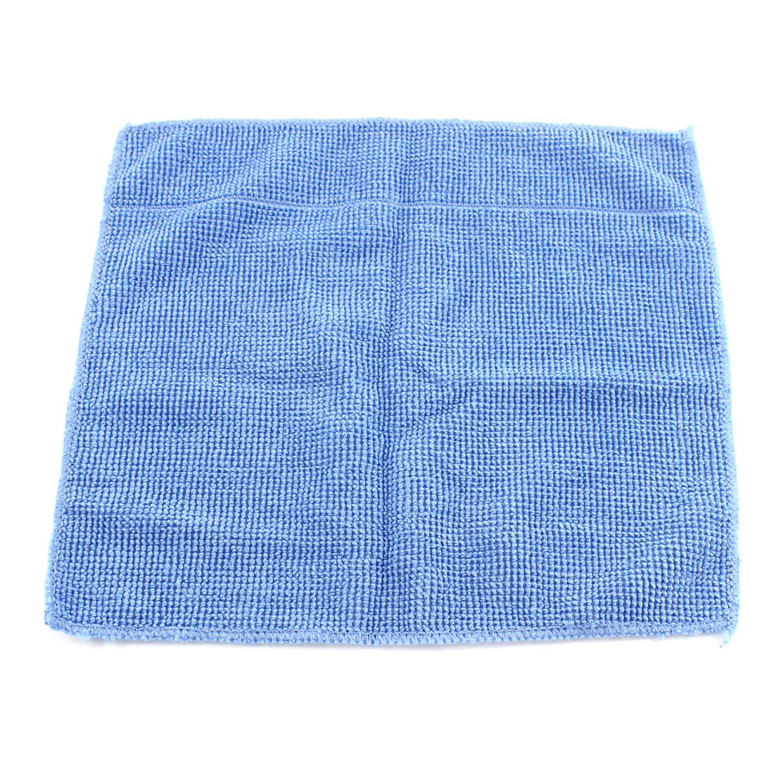 18cm x 19cm Soft Cleaning Cloth Cleaner Blue for Camera Lens