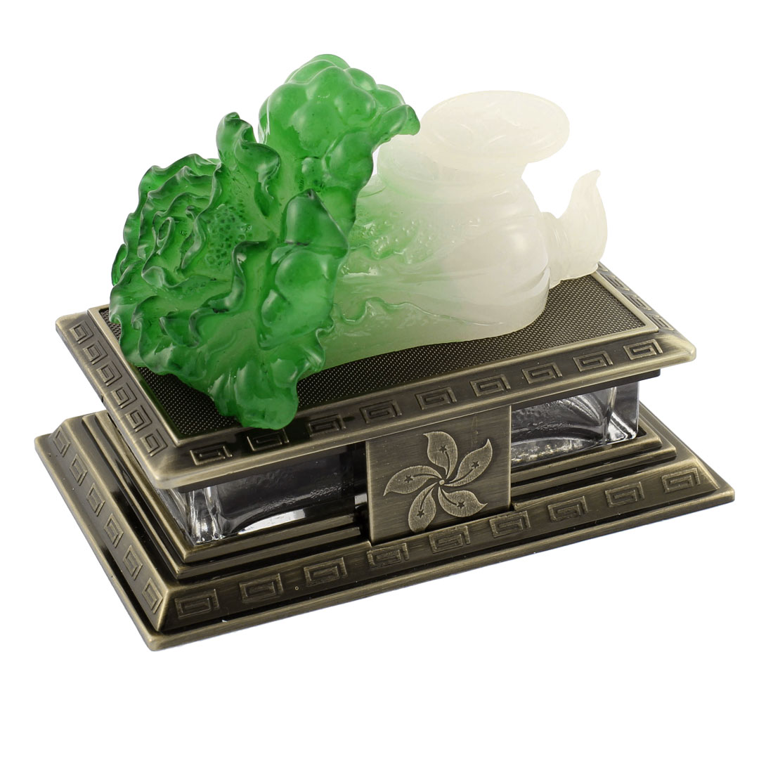 Chinese Cabbage Shape Car Air Freshener Perfume Block Base Decoration