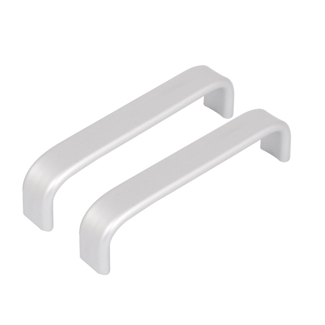 2Pcs Aluminium Alloy Cabinet Drawer Cupboard Door Pull Handles Grip 135mm Length