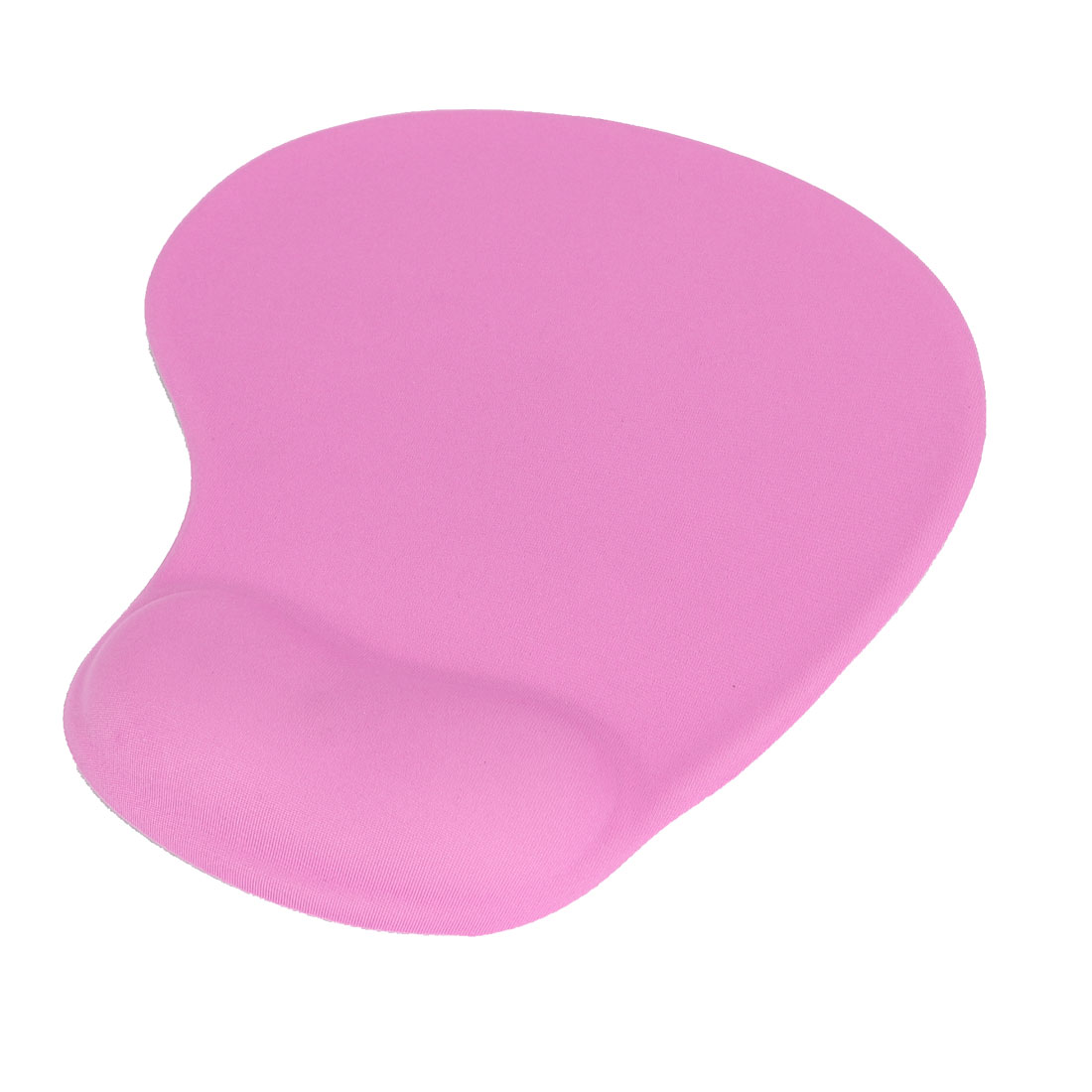 Pink Gel Wrist Support Mice Pad Mat Mousepad for PC Laptop Trackball Mouse