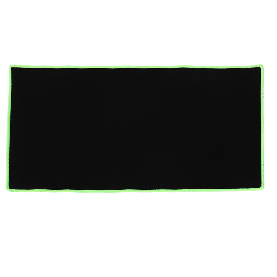 Office 24x12 Inch Desk Pad Protector Mat Black Green for Desktop Laptop