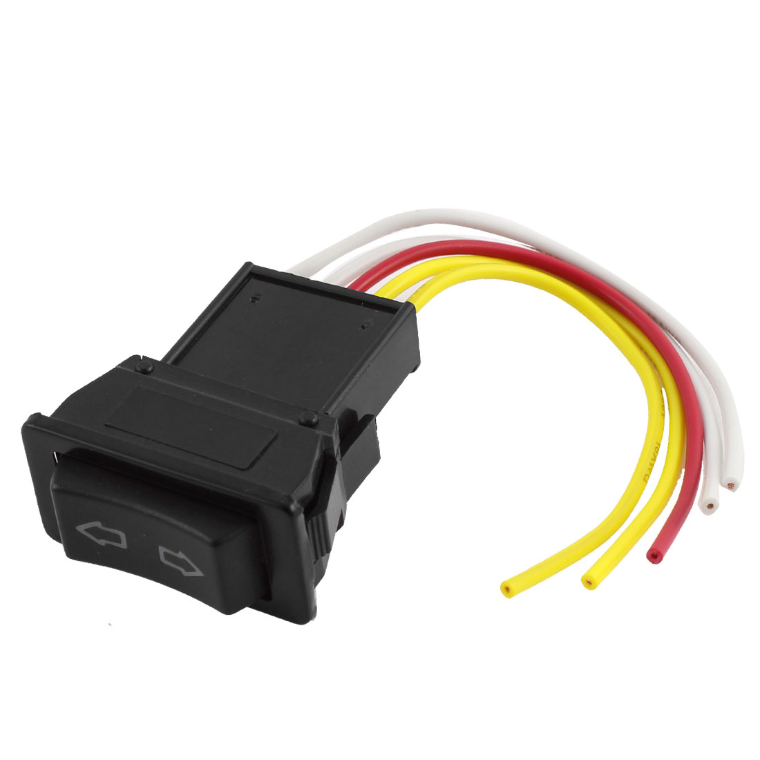 Auto Car 5 Pins Terminals Window Glass Lifter Controller Switch Harness Cable