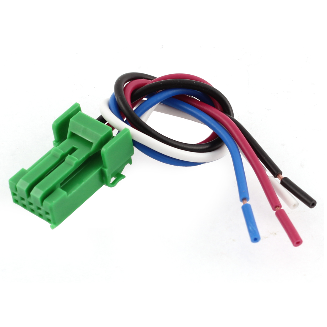 Car 4 Wired Fog Light Switch Socket Cable Wire Wiring Harness