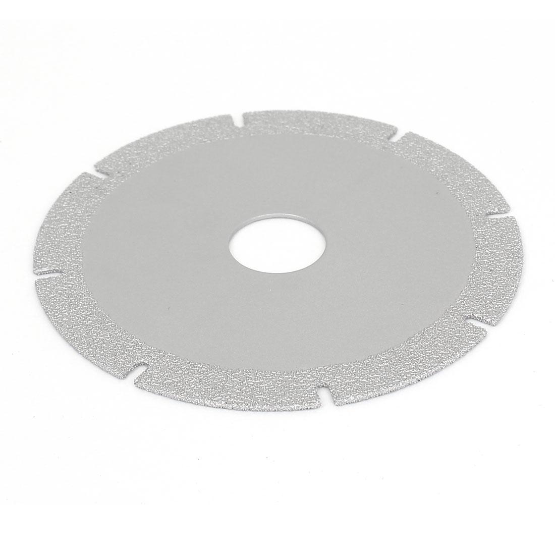 Marble Ceramic 100mm Outer Dia 20mm Bore Diamond Cut Off Disc Saw Cutter Wheel