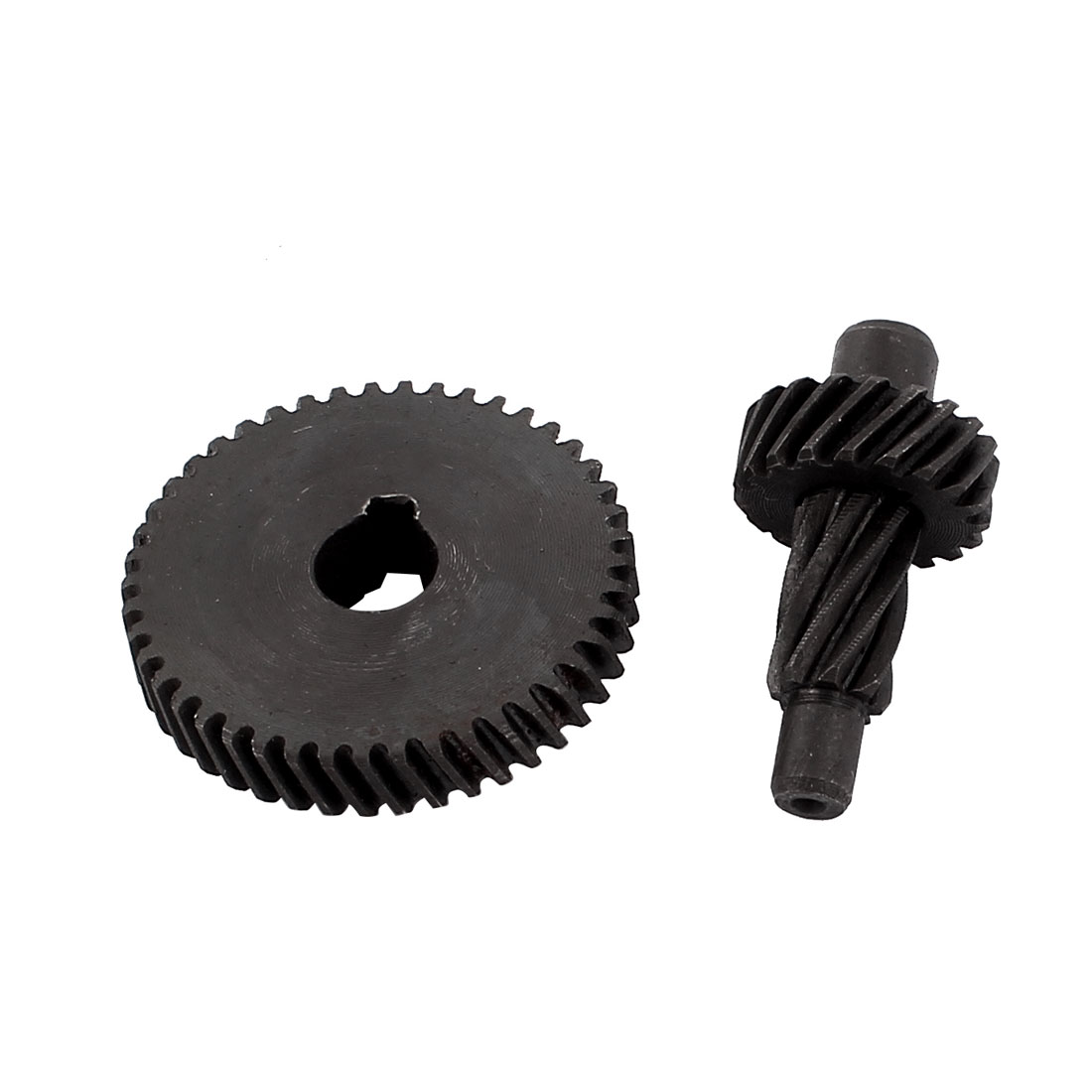 2 in 1 Spiral Helical Pinion Gear Wheel Set for General 10A Electric Hand Drill