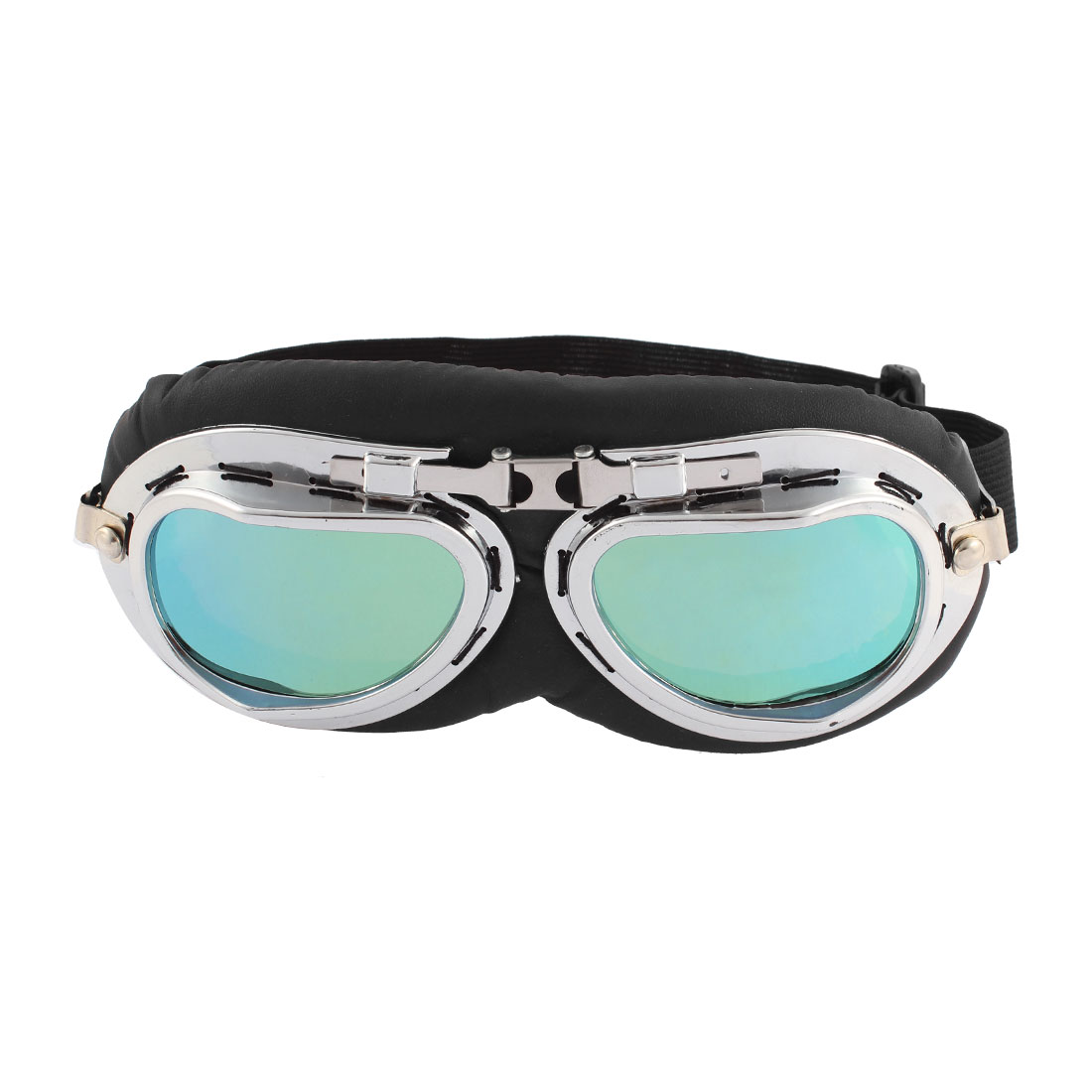 Motorcycle Bycicle Driving Full Frame Protective Goggles Glasses Sunglasses