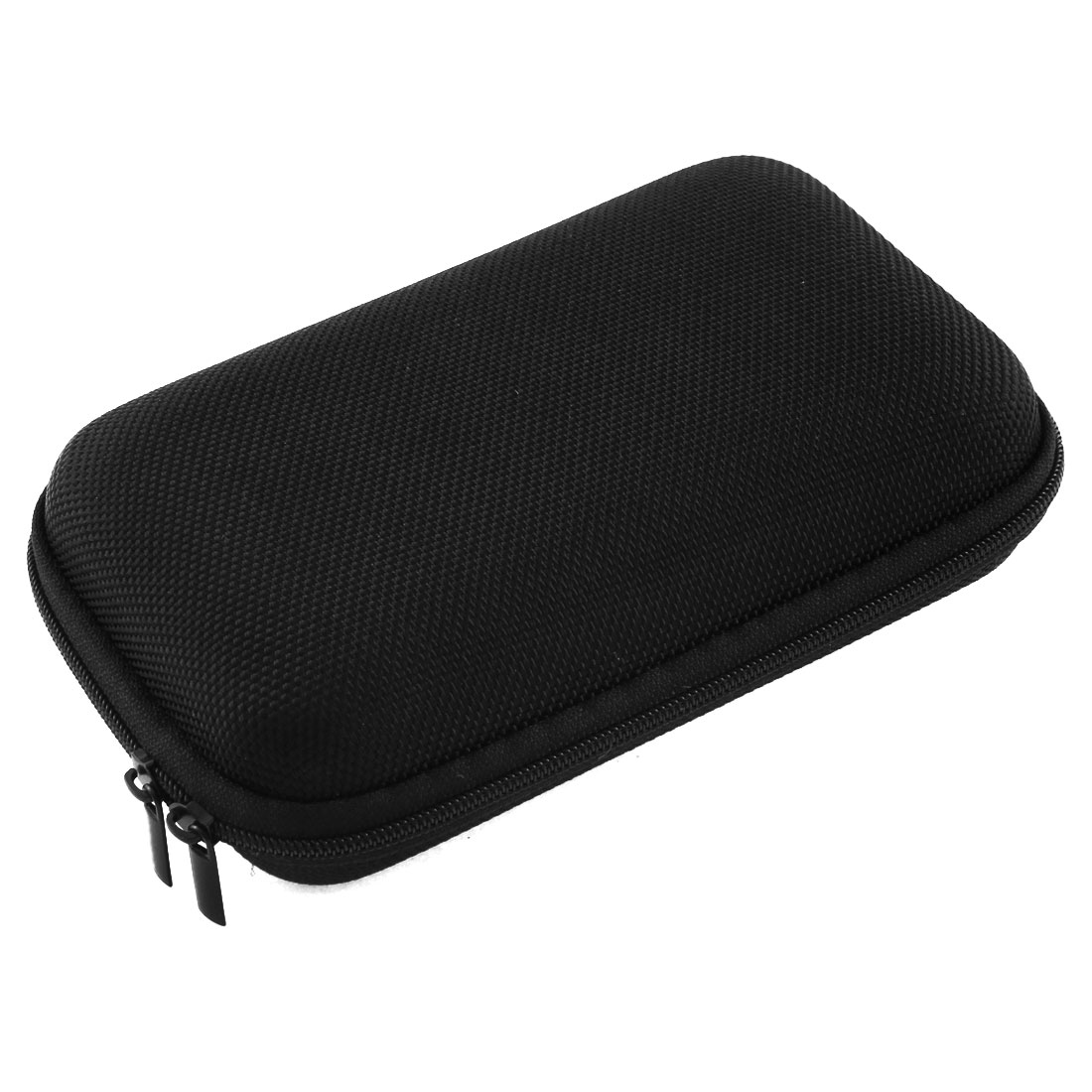 Rectangle Earphone Headphone Carrying Hard Hold Case Storage Bag Box Pocket