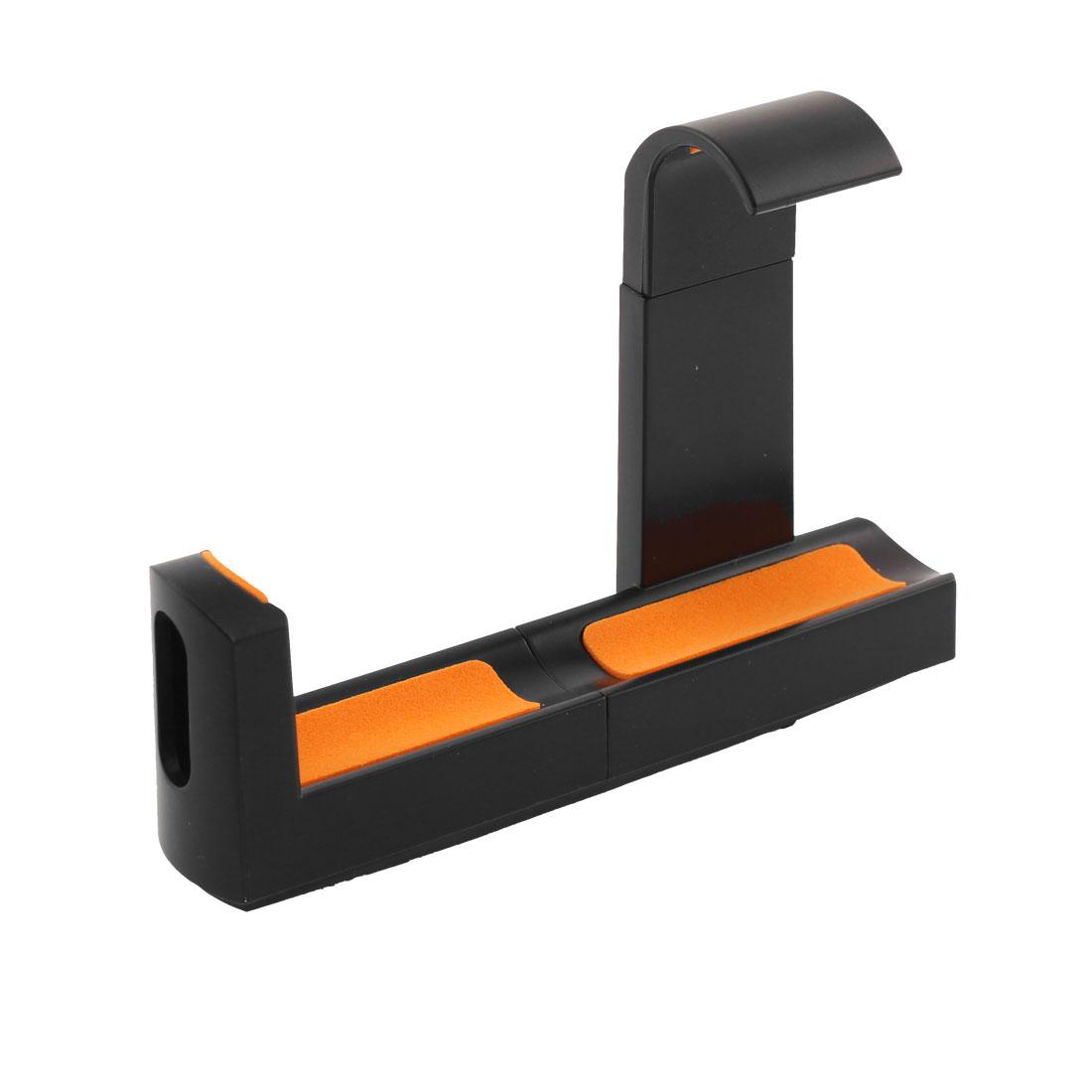 Black Holder Clip Mount Bracket for Mobile Phone iPhone 6 5S