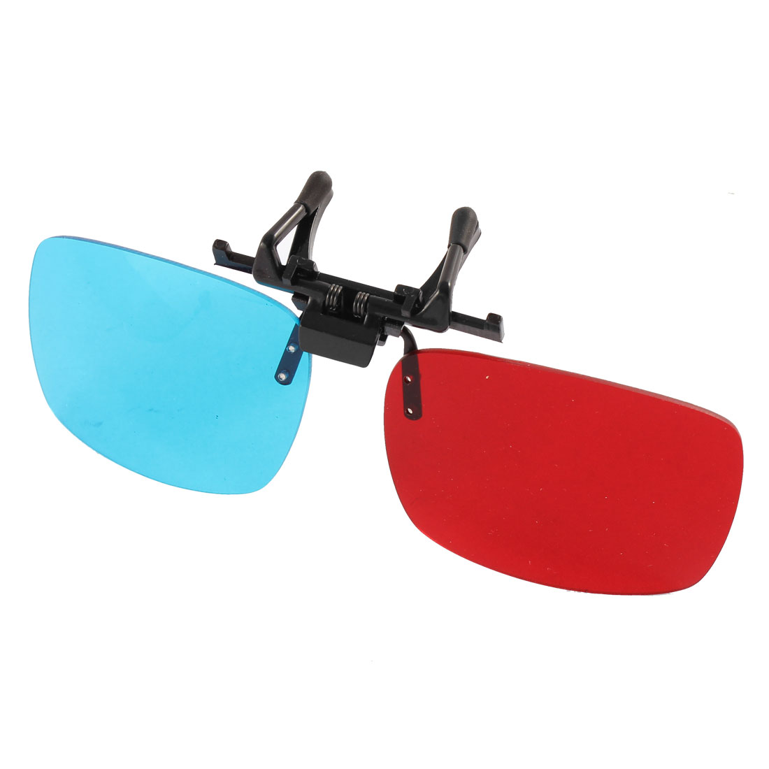 3D Polarized Clip on Sunglass Glasses Eyeglasses Spectacle for Home Cinema Movie Film