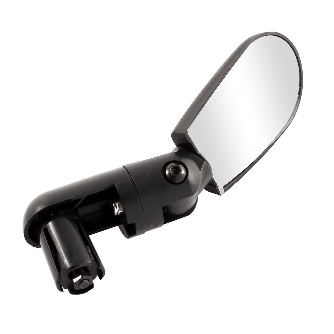 Mountain Bike Bicycle MTB 360 Angle Rotatable Convex Rearview Mirror