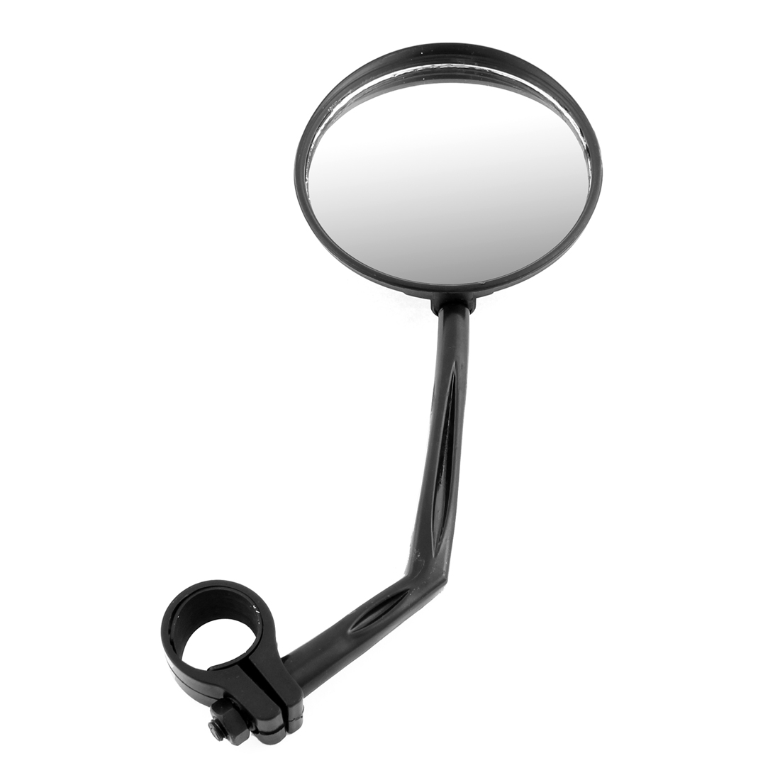 Mountain Bike Bicycle MTB Adjustable Round Convex Rearview Mirror