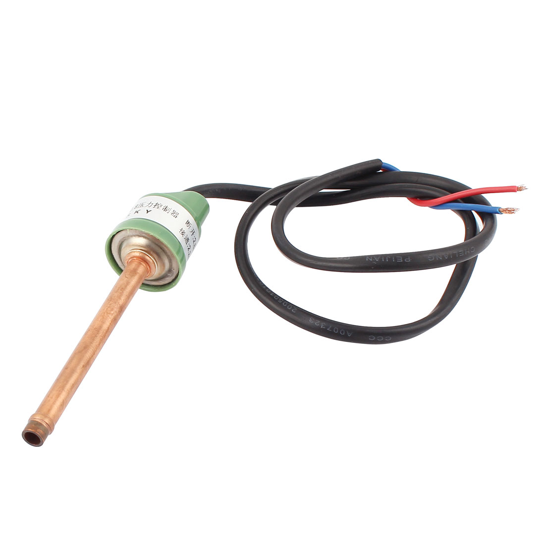 Air Conditioner Refrigeration Heat Pump 2.2-2.8Mpa Wired Pressure Control Switch