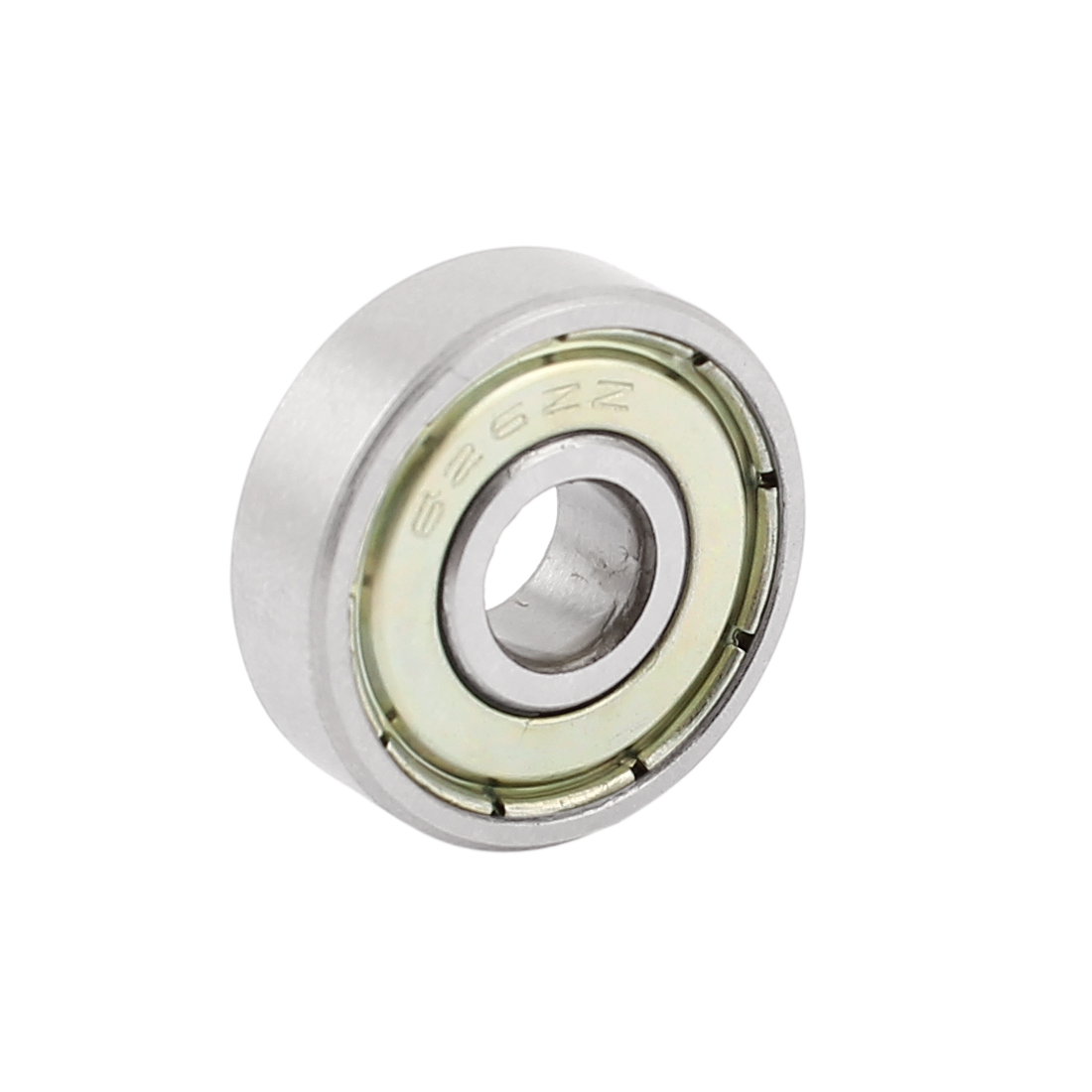626ZZ 6mm x 19mm x 6mm Double Metal Shield Deep Groove Ball Bearing