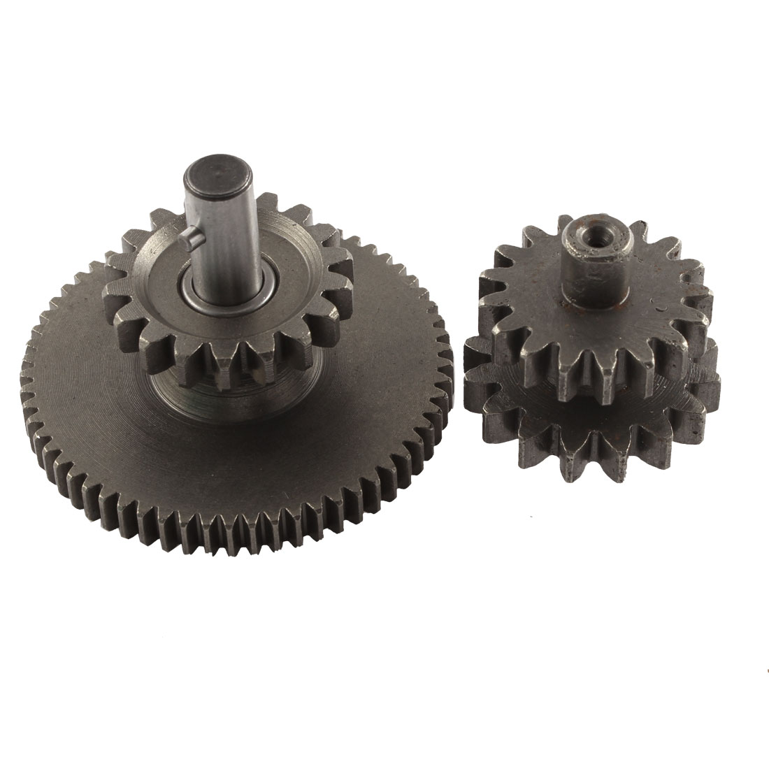 62mm Dia Motorcycle Transmission Gears Shafts Shift for CG125