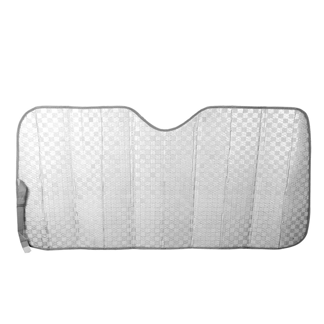 Universal Foldable Auto Car Front Rear Sun Shade Window Windshield Visor Cover 142 x 68cm