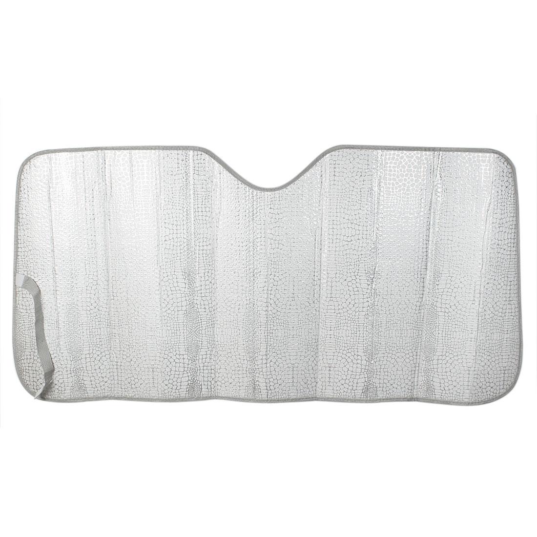 Sliver Tone Aluminum Foil Heat Resistant Car Windshield Window Sunshade