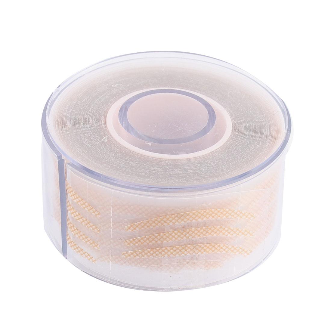 150 Pairs Eyes Beauty Tool Khaki Double Eyelid Tape Adhesive Stickers