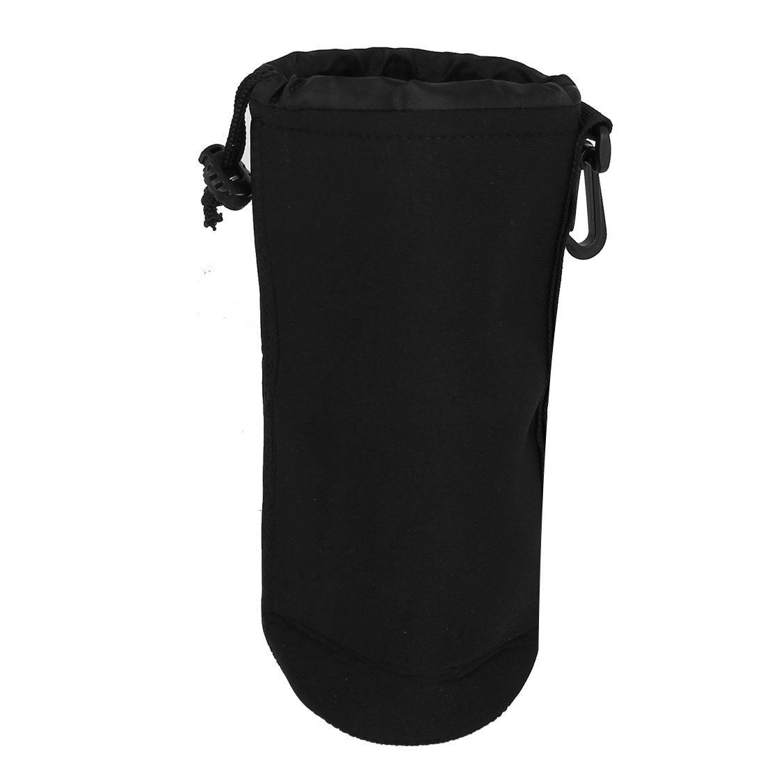 Size XL Neoprene Lens Carrying Pouch Bag Holder Black for Digital Camera